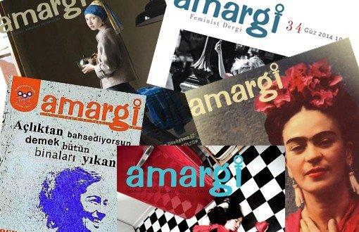 Amargi Dergi Dönemi Sona Eriyor - Çiçek Tahaoğlu - bianet