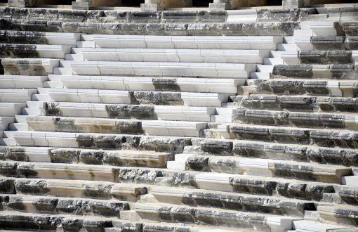 Aspendos Antik Kenti Etkinlikleri : Aspendos antik tiyatrosu restorasyonu meclise taşındı arkeofili