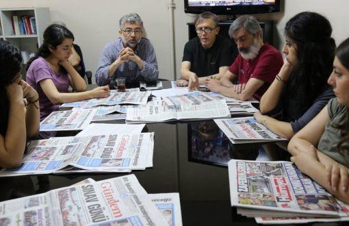 Solidariteitscampagne Özgür Gündem leidt tot arrestaties
