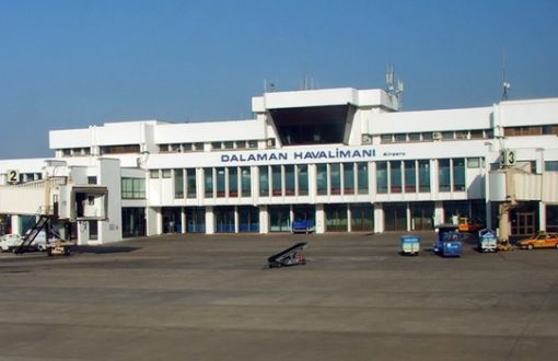 muğla dalaman havaalanı