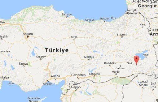 1 Soldier Killed in Siirt english