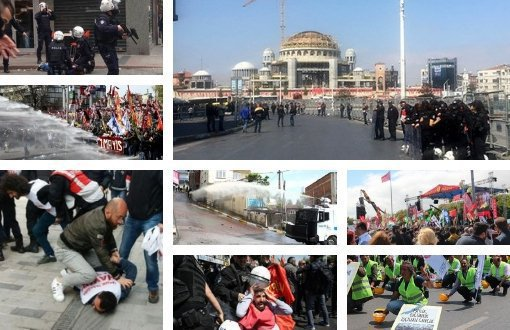 English :: A 15-Year Chronology of the May Day Celebrations in İstanbul:  2004 - 2018