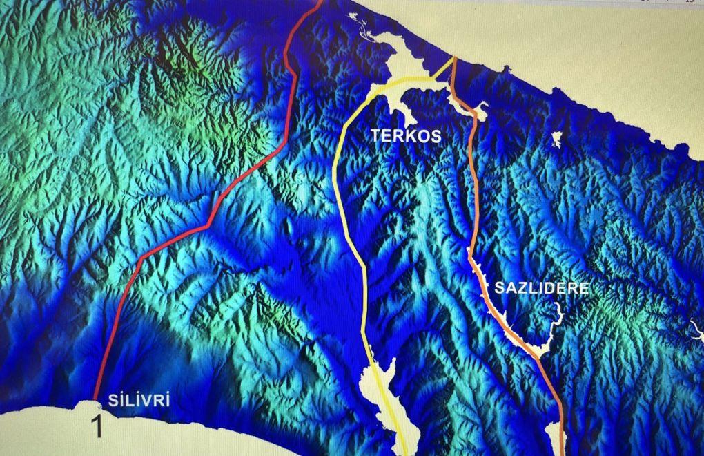 naci görür kanal istanbul deprem uyarısı ile ilgili görsel sonucu