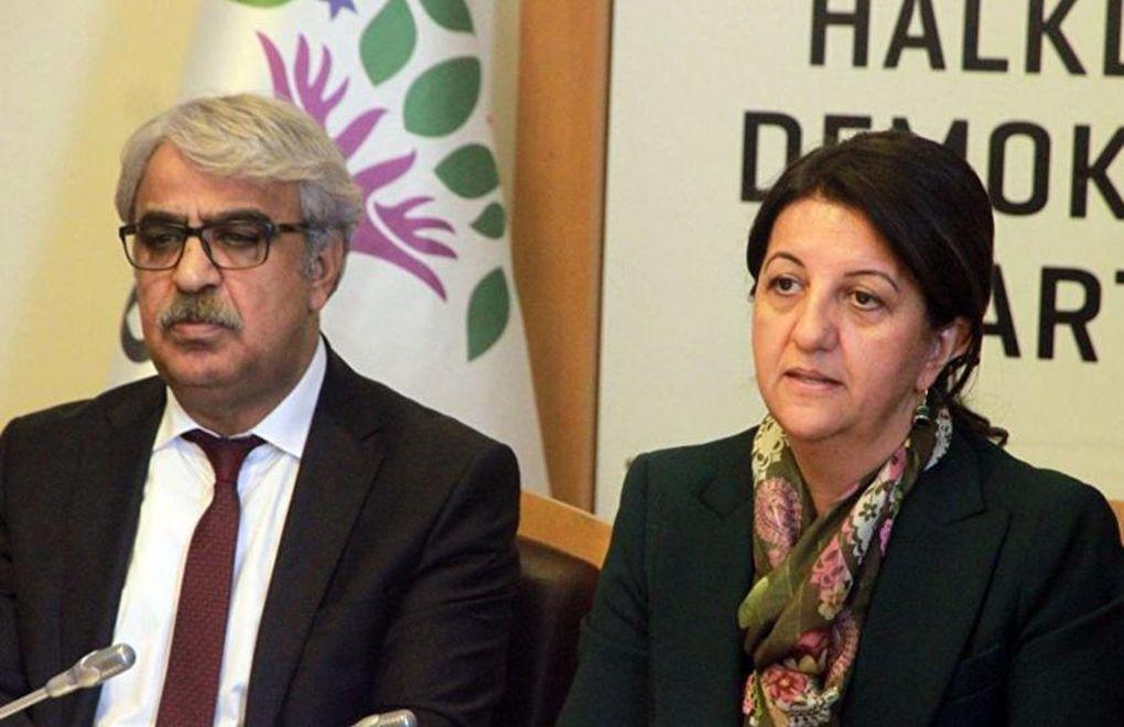 HDP: Eşbaşkan Adaylarımız Pervin Buldan ve Mithat Sancar - bianet