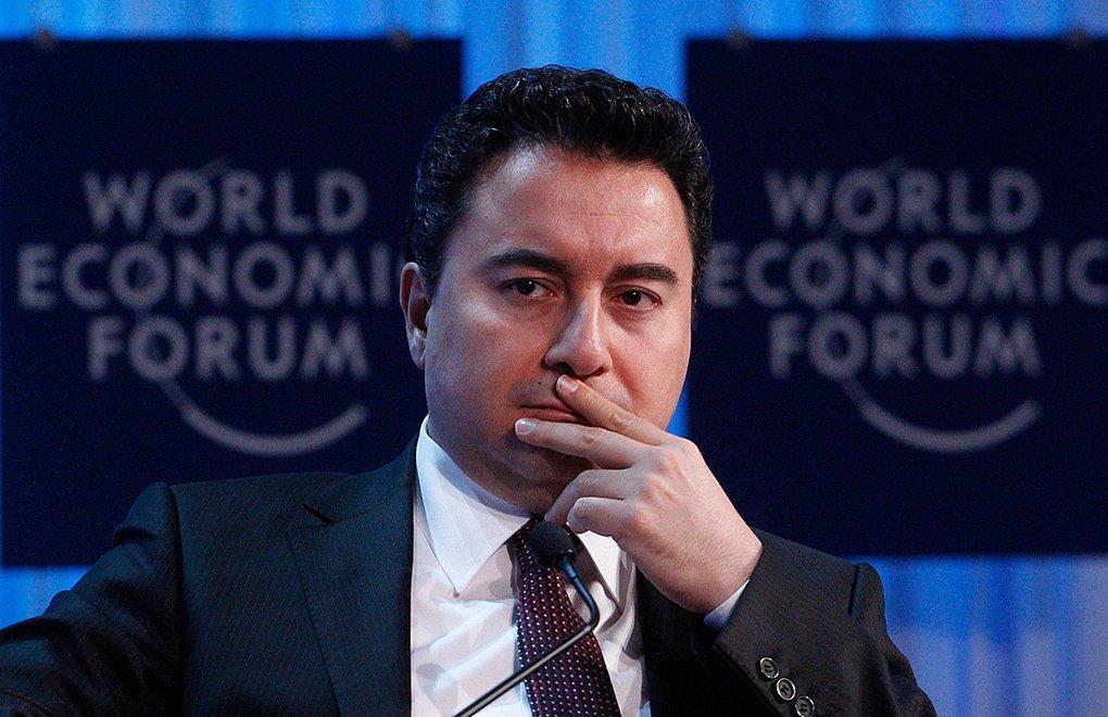Ali Babacan'dan ekonomik kriz iddiası: 3 ayda çözeriz - bianet