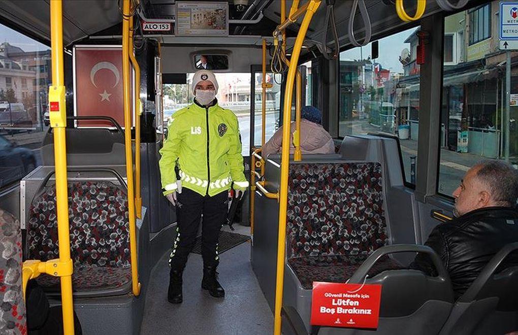 Bianet :: Taksi ve toplu taşımada Covid tedbirleri artırıldı