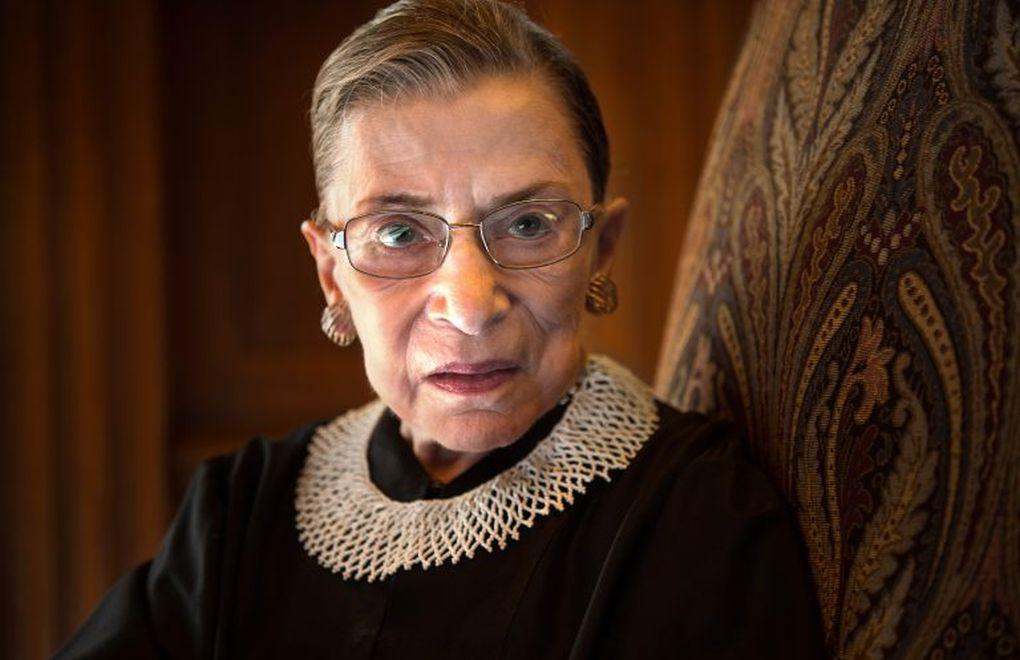 Efsanevi Yargıç Ruth Bader Ginsburg yaşamını kaybetti - bianet